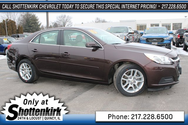 Used 2015 Chevrolet Malibu in Quincy, IL