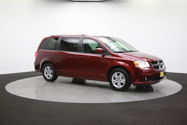 2018 Dodge Grand Caravan for sale 123251 42