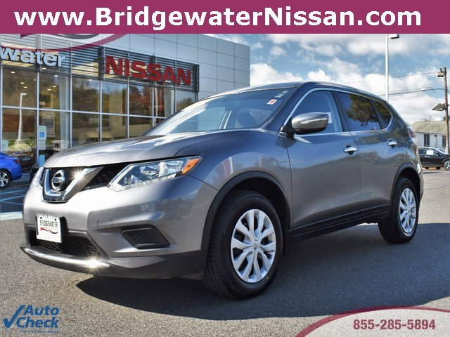 2015 Nissan Rogue S AWD 4dr S *Ltd Avail* Regular Unleaded I-4 2.5 L/152 [0]