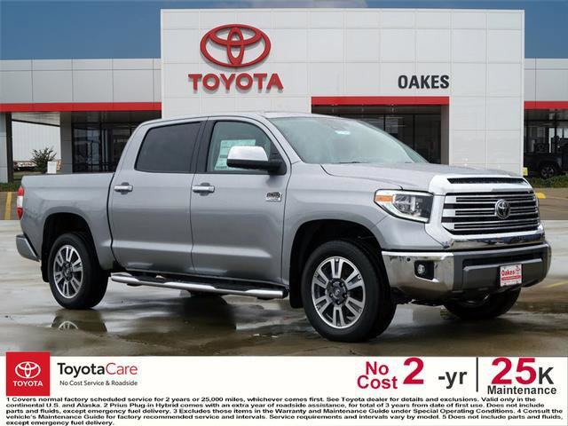 New 2020 Toyota Tundra in Greenville, MS