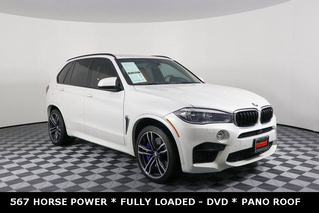 Used 2017 BMW X5 M in Sumner, WA