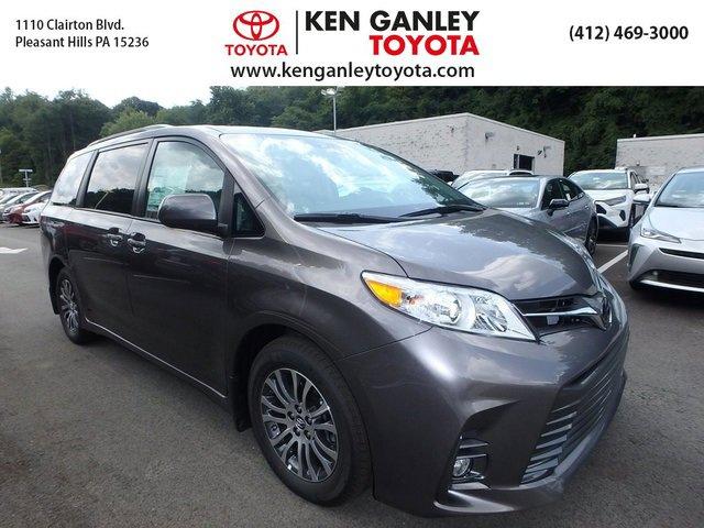 New 2020 Toyota Sienna in Pleasant Hills, PA