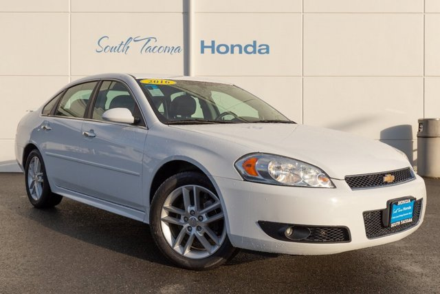 Used 2016 Chevrolet Impala Limited in Olympia, WA