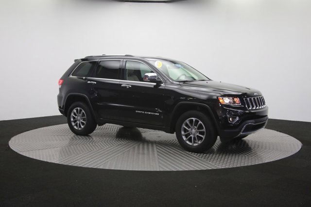 2016 Jeep Grand Cherokee for sale 120555 57