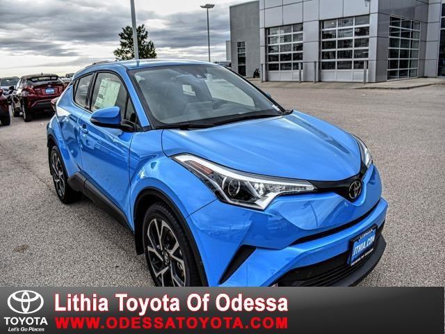 New 2019 Toyota C-HR in Odessa, TX