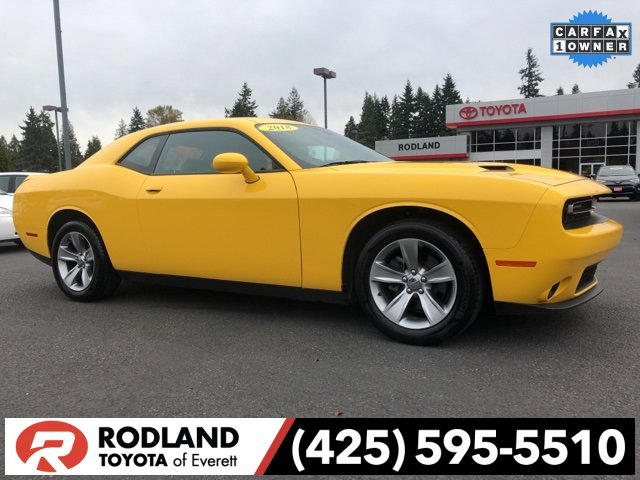 Used 2018 Dodge Challenger in Everett, WA