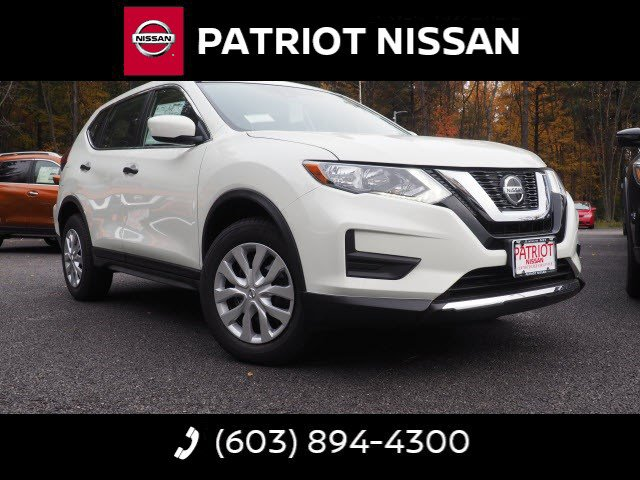 New 2020 Nissan Rogue in Salem, NH