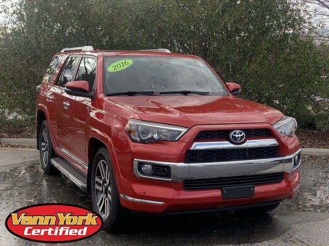 Used 2016 Toyota 4Runner in High Point, NC