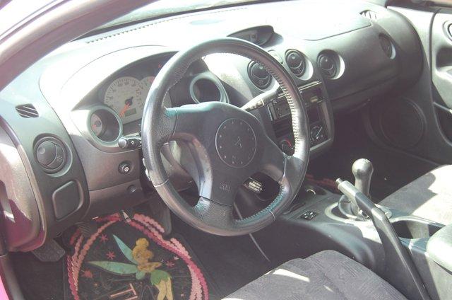 Used 2002 Mitsubishi Eclipse 3dr Cpe GS 2.4L Manual