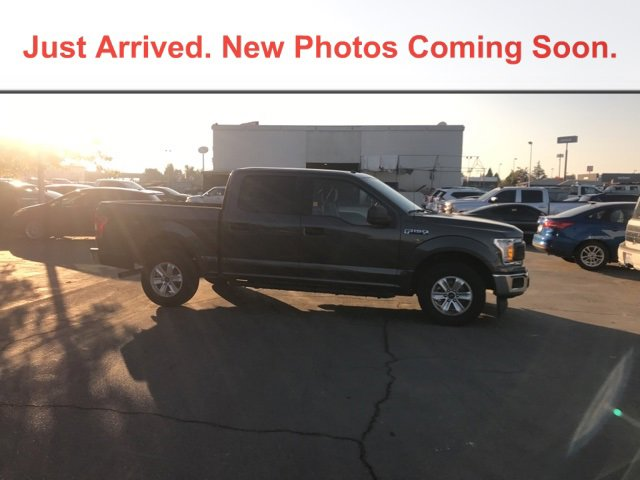 2019 Ford F-150 XL  Twin Turbo Regular Unleaded V-6 2.7 L/164 [9]