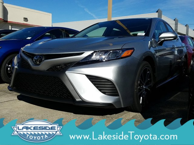 New 2020 Toyota Camry in Metairie, LA