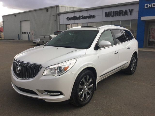 2017 Buick Enclave Leather AWD 4dr Leather Gas V6 3.6L/217 [1]