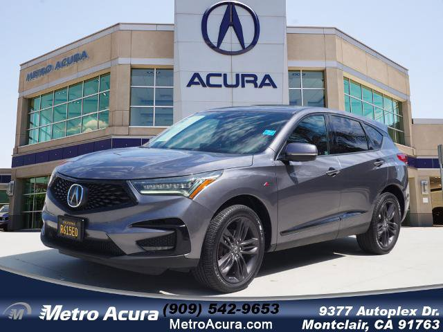 2019 Acura RDX w/A-Spec Pkg FWD w/A-Spec Pkg Turbo Premium Unleaded I-4 2.0 L/122 [0]