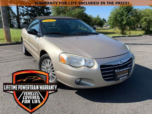 Used 2005 Chrysler Sebring Conv in Tacoma, WA