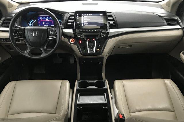 Used 2018 Honda Odyssey EX-L