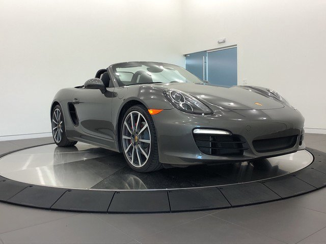 2016 Porsche Boxster S photo