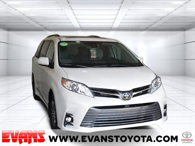 2020 Toyota Sienna  Front Wheel Drive Power Steering ABS 4-Wheel Disc Brakes Brake Assist Alum