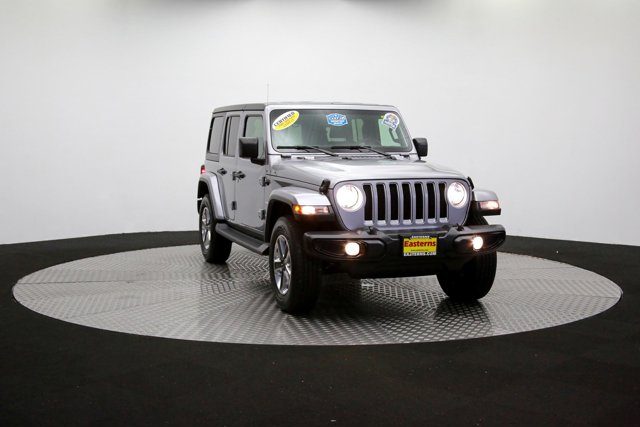 2019 Jeep Wrangler Unlimited for sale 124006 46