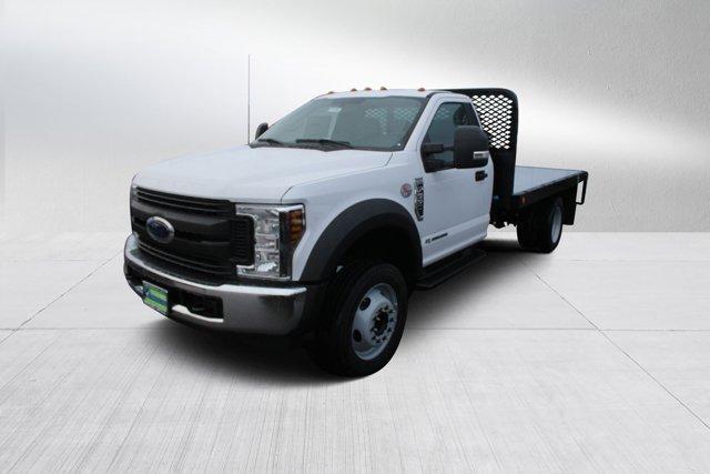 New 2019 Ford Super Duty F-550 DRW in Tacoma, WA