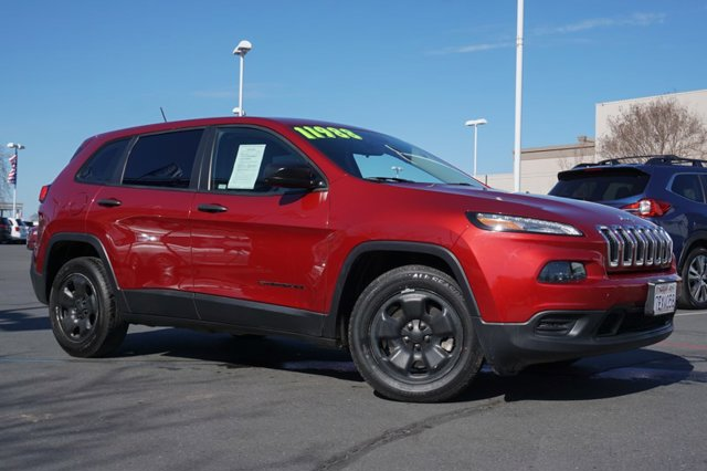 Used 2014 Jeep Cherokee FWD 4dr Sport
