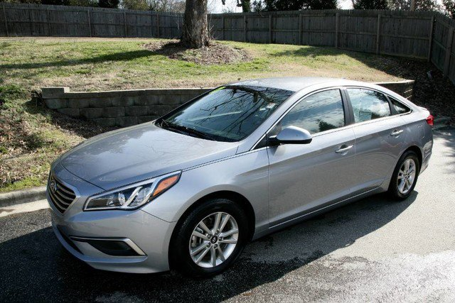Used 2017 Hyundai Sonata in High Point, NC