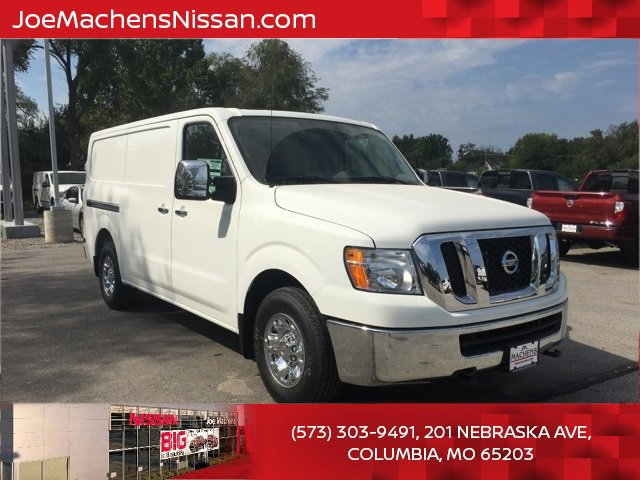 New 2019 Nissan NV Cargo in Columbia, MO