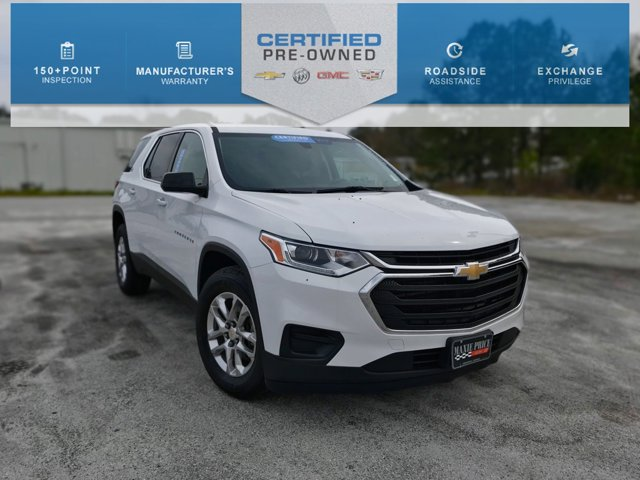 Used 2018 Chevrolet Traverse in Loganville, GA