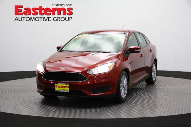 2017 Ford Focus SE 4dr Car