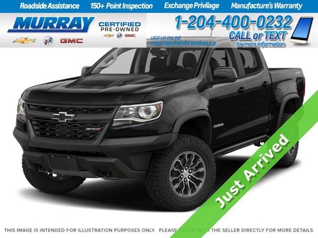 "2017 Chevrolet Colorado 4WD ZR2 4WD Crew Cab 128.3"" ZR2 Gas V6 3.6L/ [9]"