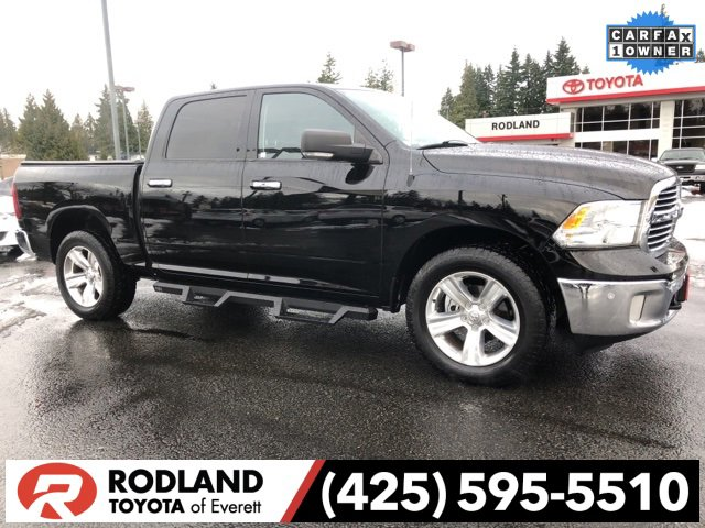 Used 2014 Ram 1500 in Everett, WA