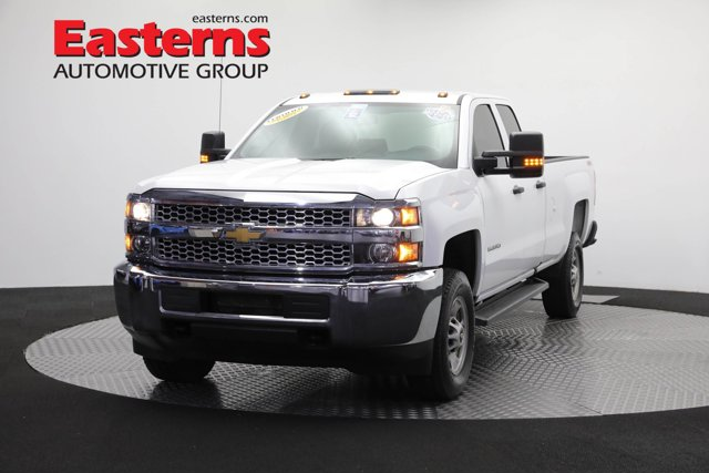 2019 Chevrolet Silverado 2500HD Work Truck Extended Cab Pickup