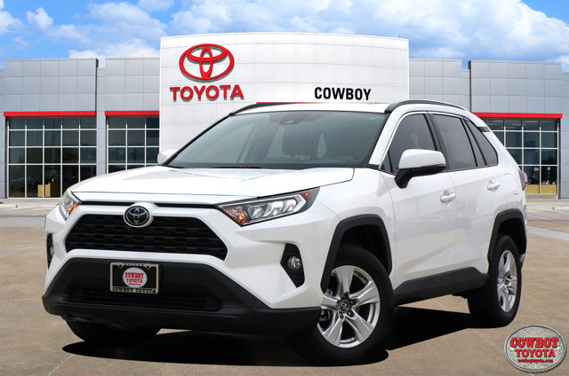 Used 2019 Toyota RAV4 in Dallas, TX