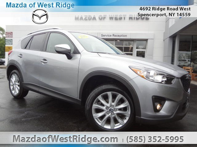 2015 Mazda CX-5 at Transitowne Resale Center of Amherst