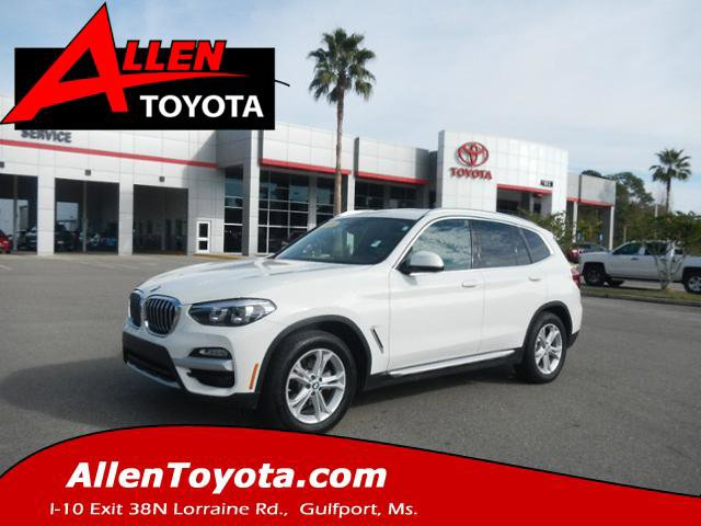 Used 2019 BMW X3 in Gulfport, MS