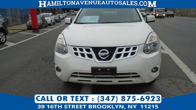 2011 Nissan Rogue SV PEARL WHITE L92 FRONTREAR FLOOR MATS  CARGO PROTECTOR B10 SPLASH GUARD