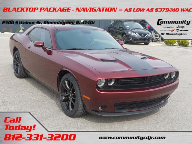 Used 2017 Dodge Challenger in Bloomington, IN