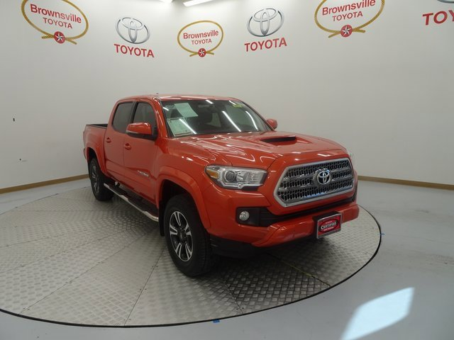 Used 2017 Toyota Tacoma in Brownsville, TX
