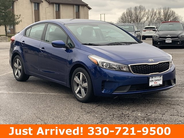 Used 2018 KIA Forte in Cleveland, OH