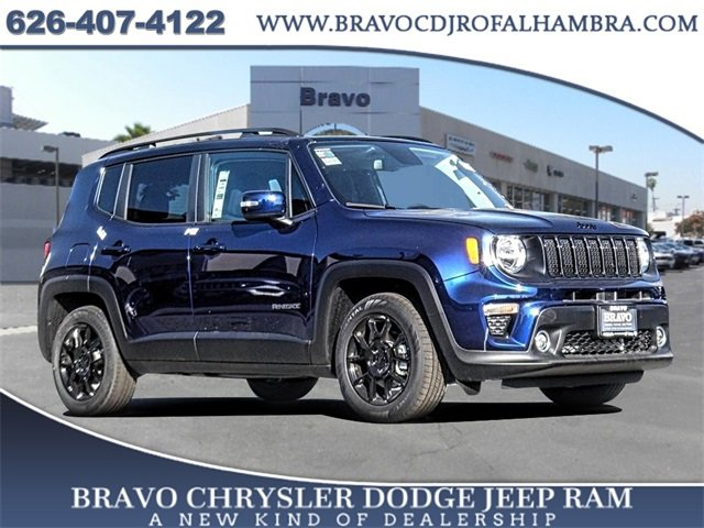 2020 Jeep Renegade Altitude Altitude FWD Regular Unleaded I-4 2.4 L/144 [0]