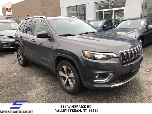 Used 2019 Jeep Cherokee in Valley Stream, NY