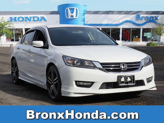 Used 2015 Honda Accord Sedan in Bronx, NY