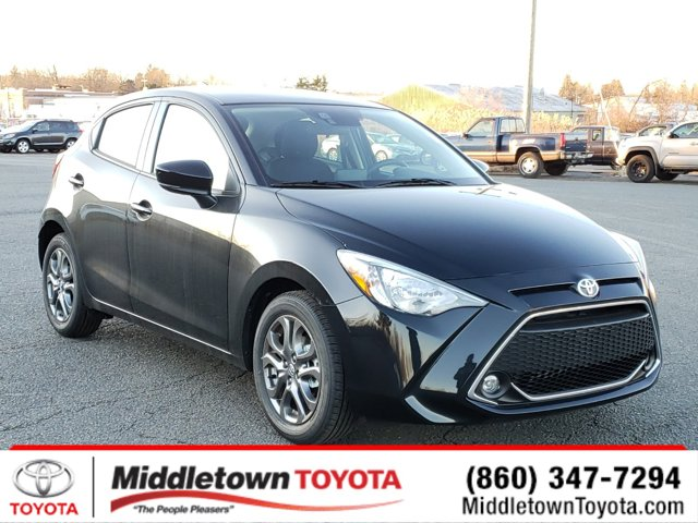 New 2020 Toyota Yaris Hatchback in Middletown, CT