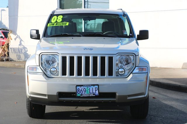 Used 2008 Jeep Liberty RWD 4dr Sport