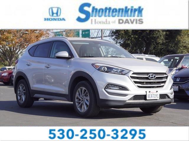 Used 2018 Hyundai Tucson in Davis, CA