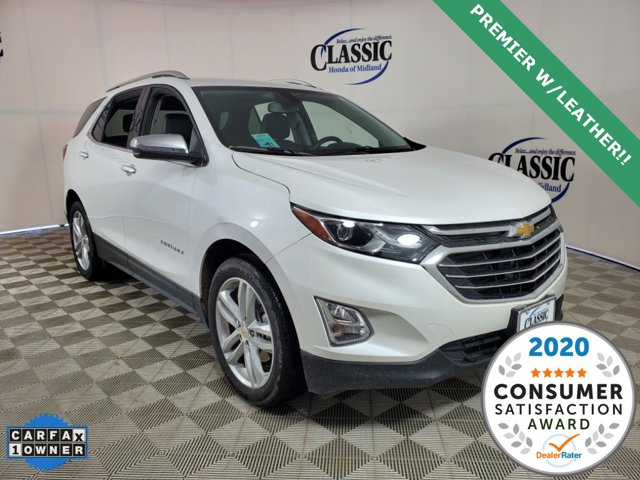 Used 2019 Chevrolet Equinox in Midland, TX