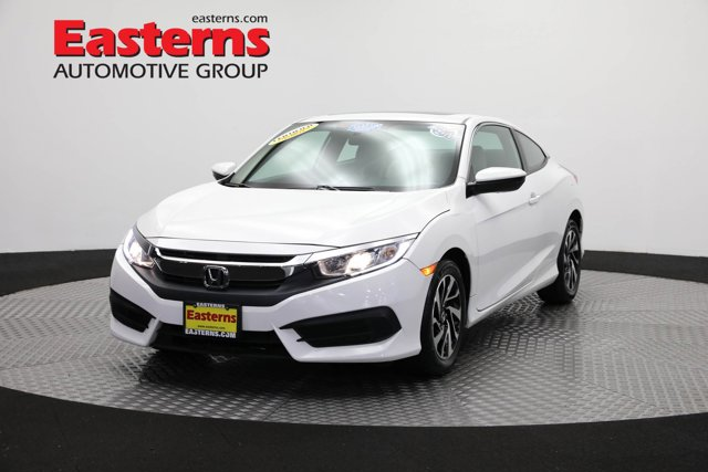 2017 Honda Civic Coupe LX-P 2dr Car