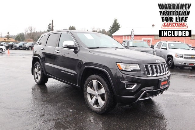 Used 2015 Jeep Grand Cherokee in Sumner, WA
