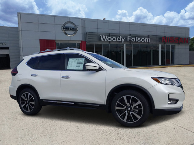 New 2019 Nissan Rogue in Vidalia, GA