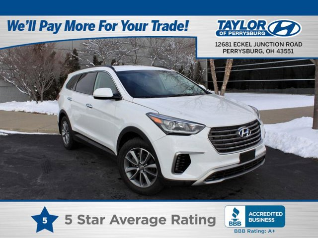 2018 Hyundai Santa Fe GLS