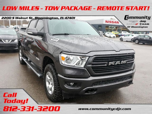 Used 2020 Ram 1500 in Bloomington, IN